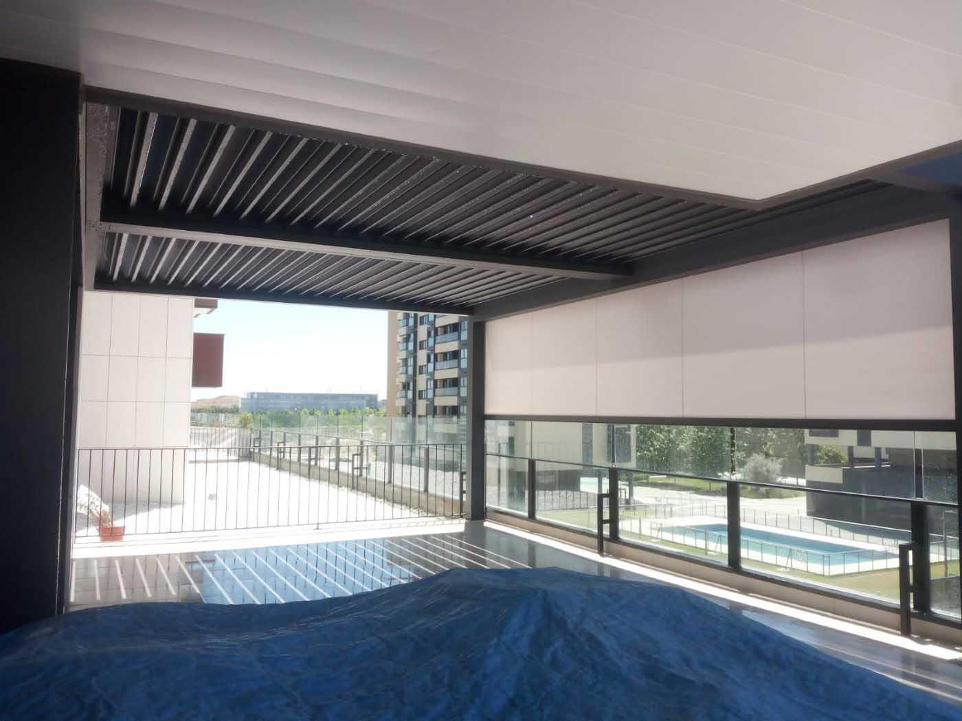 bioclimaticos techos