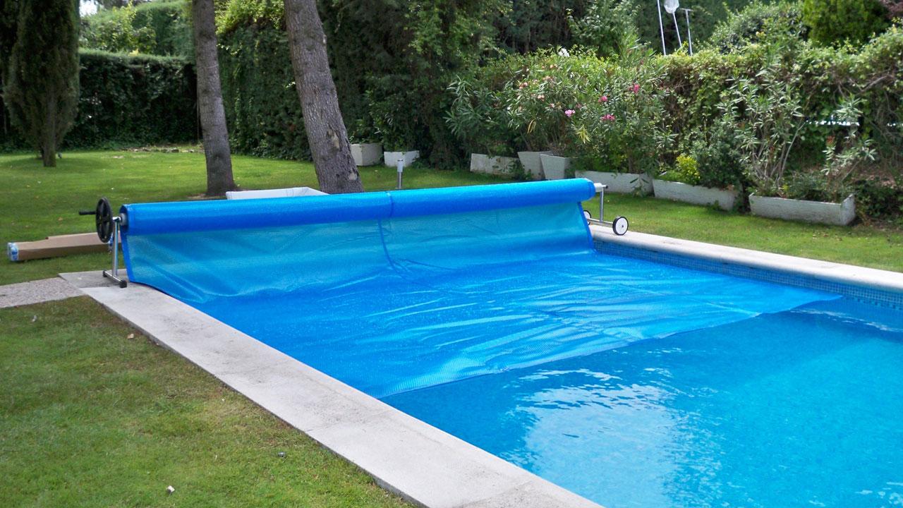 cobertor piscina solar
