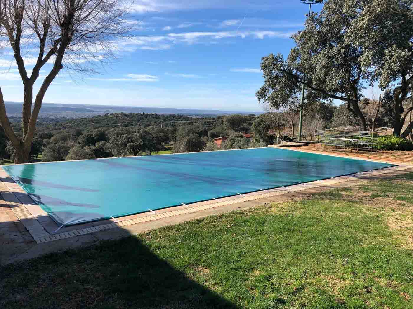 cobertor piscina invierno