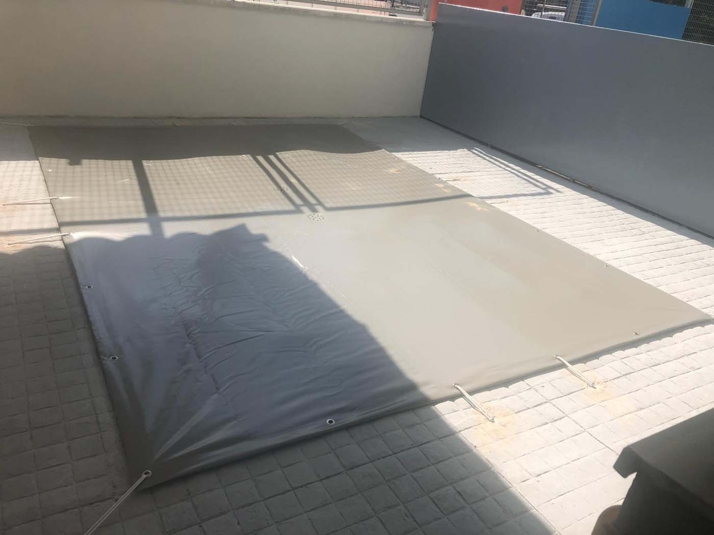 cobertores areneros