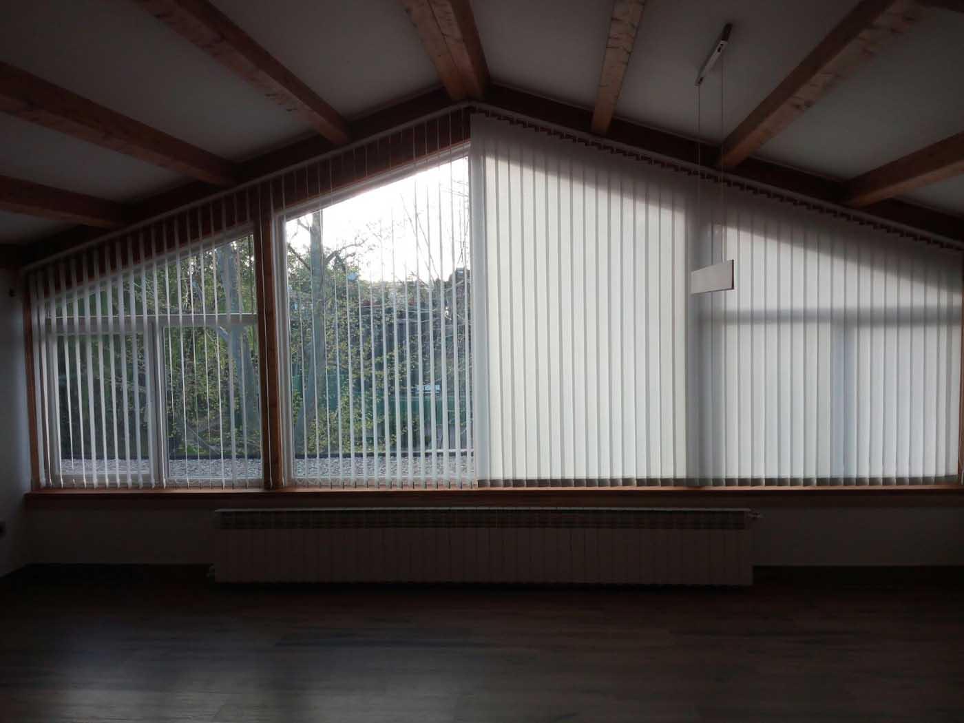 cortinas verticales