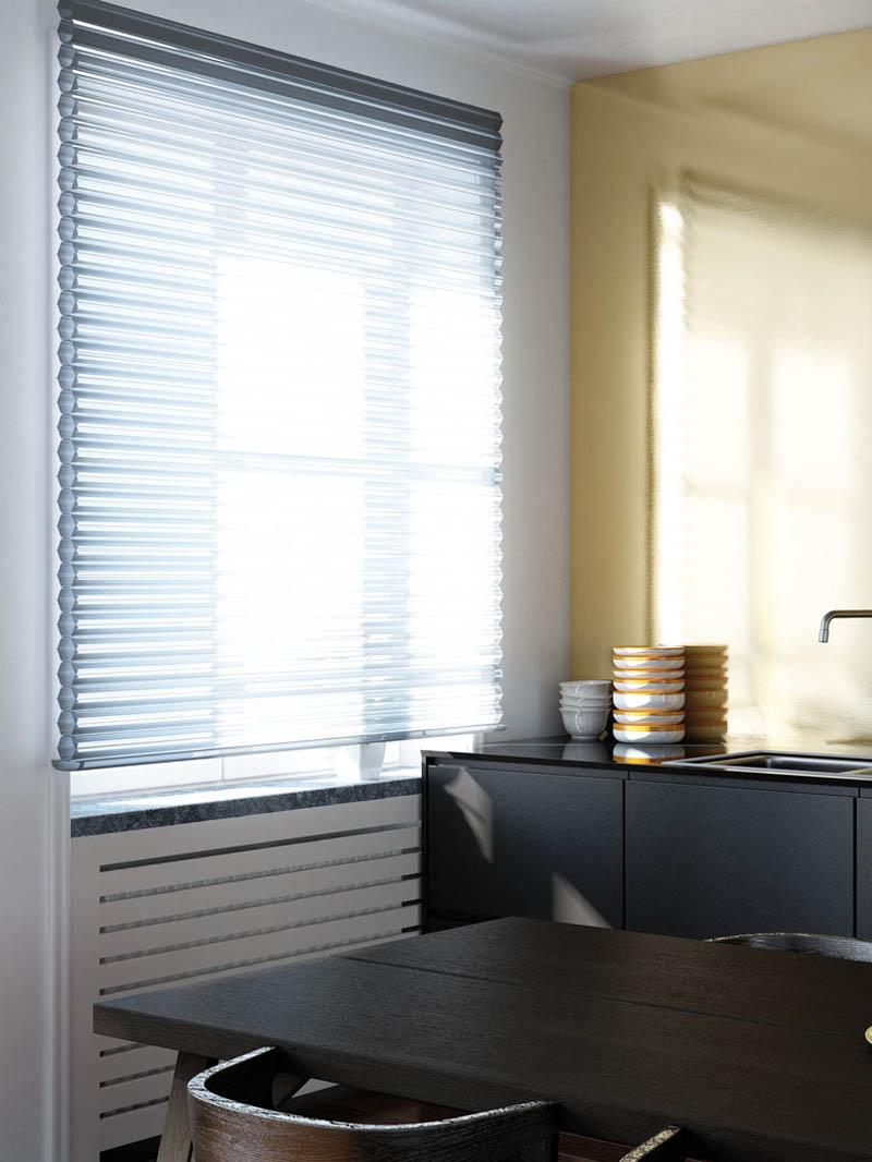 plisadas cortinas