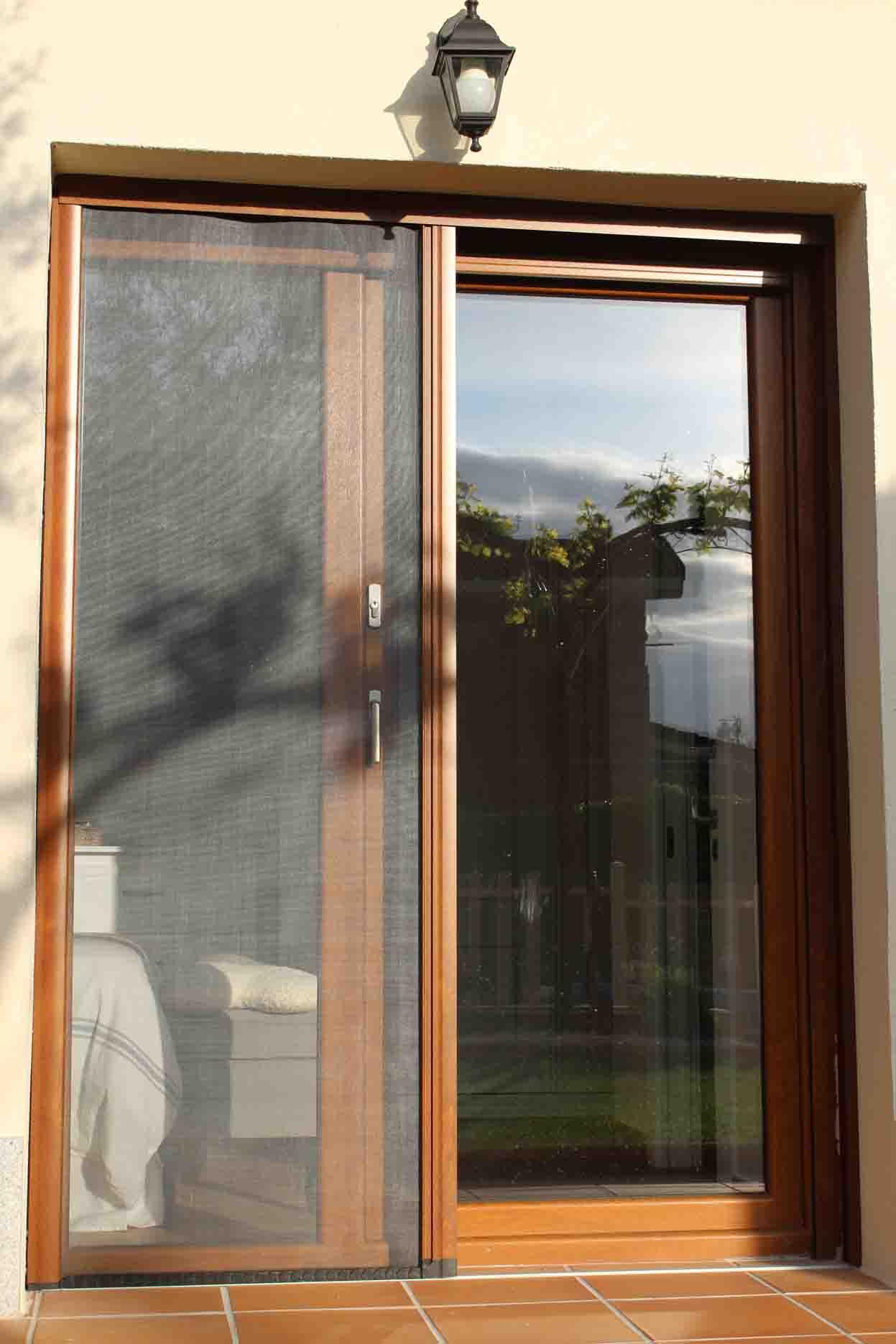 mosquitera ventana