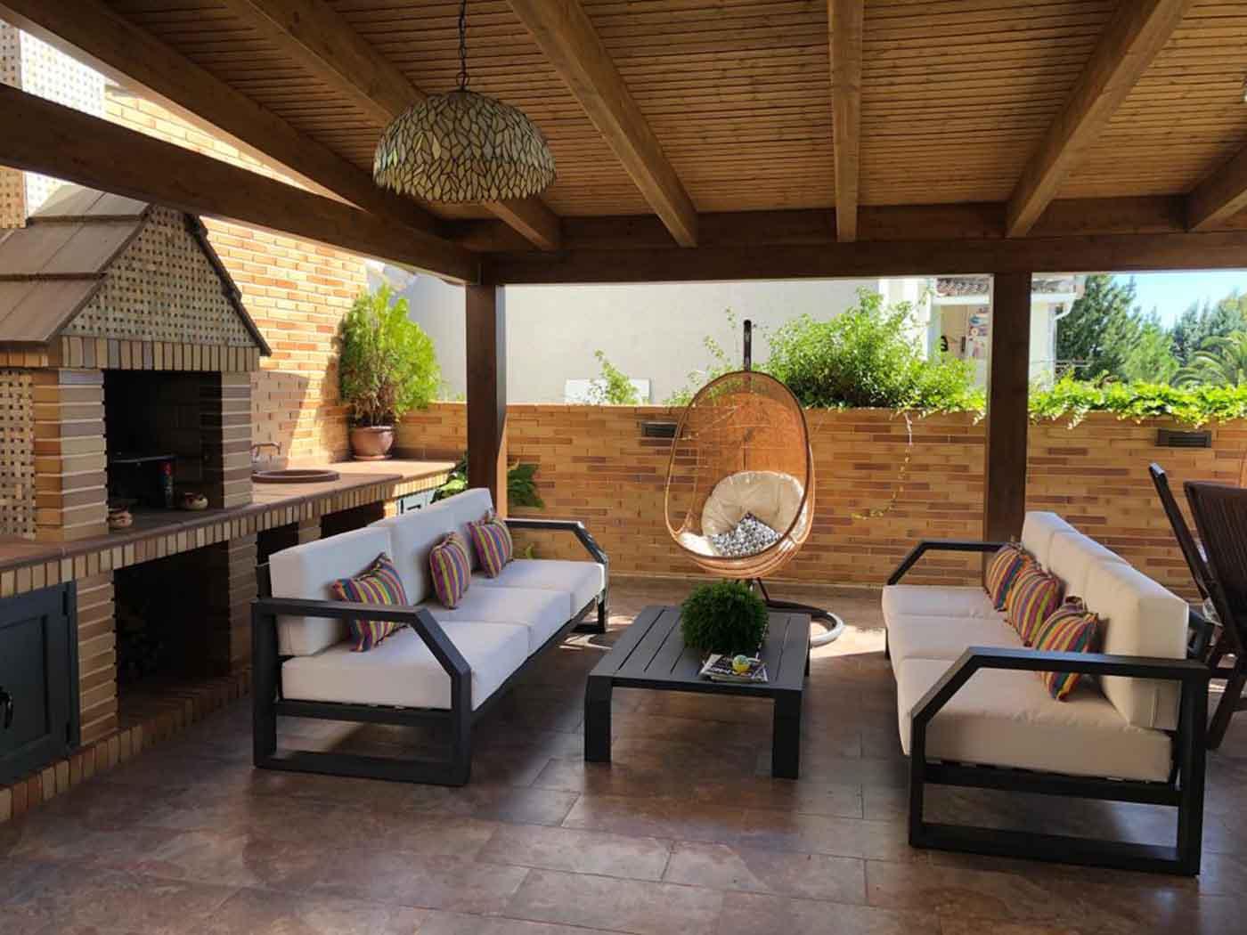 muebles jardin