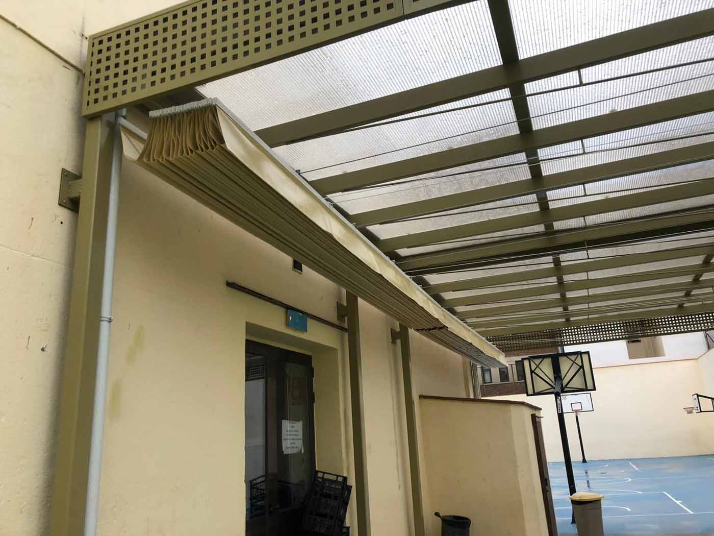 policarbonato techo