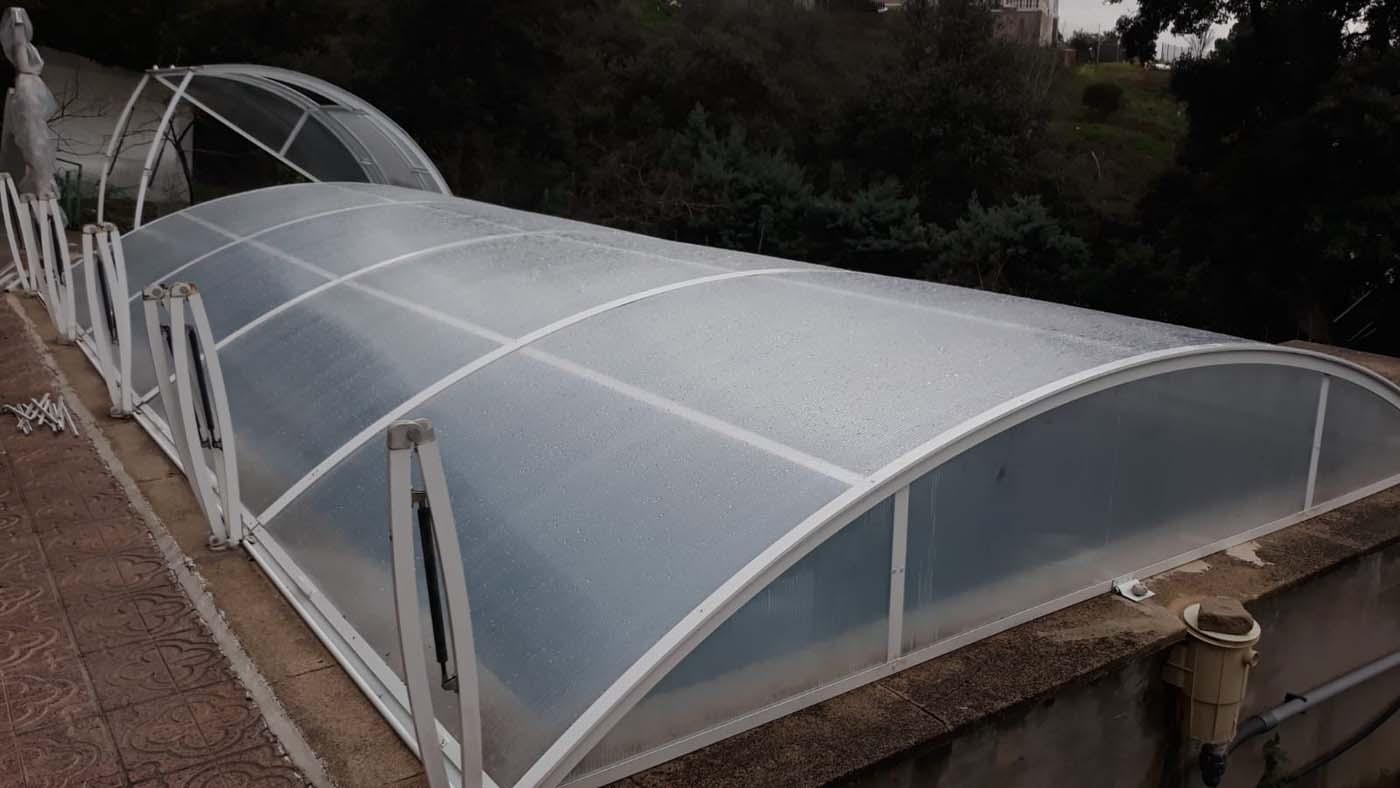 techos policarbonato movil