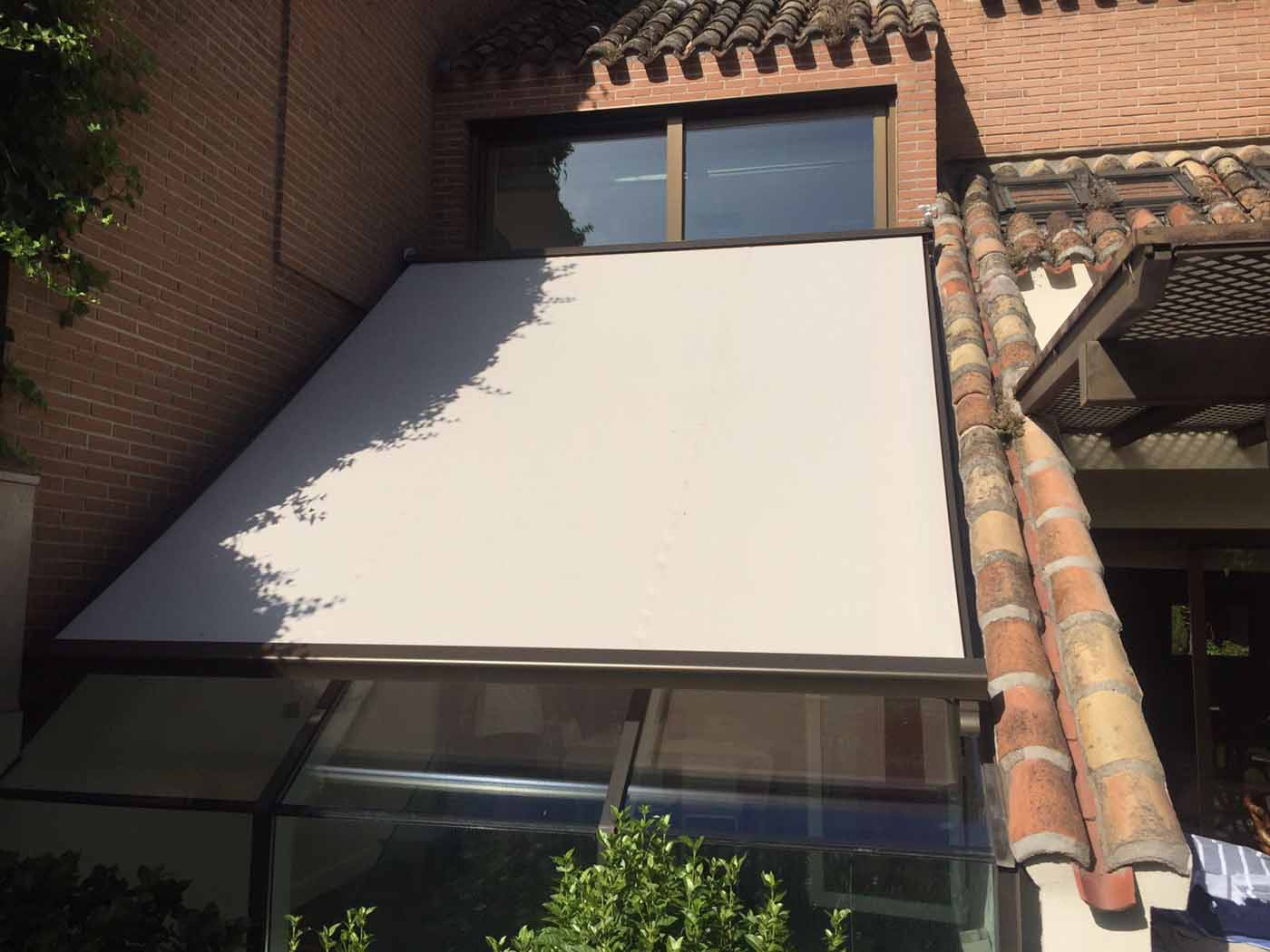 techos toldos verandas