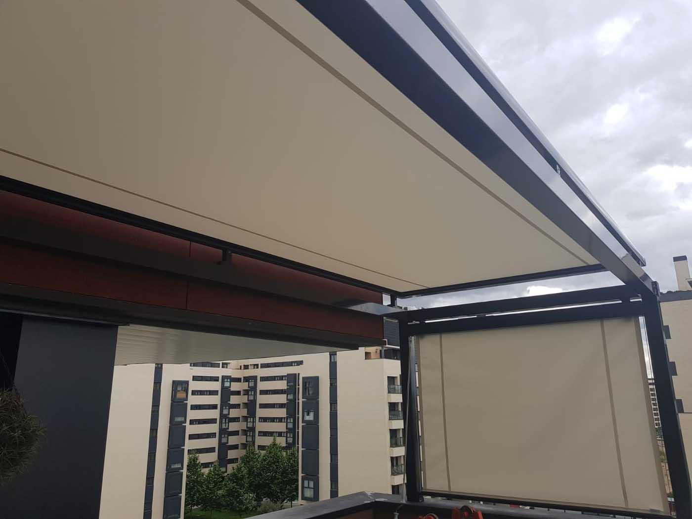 toldos de verandas