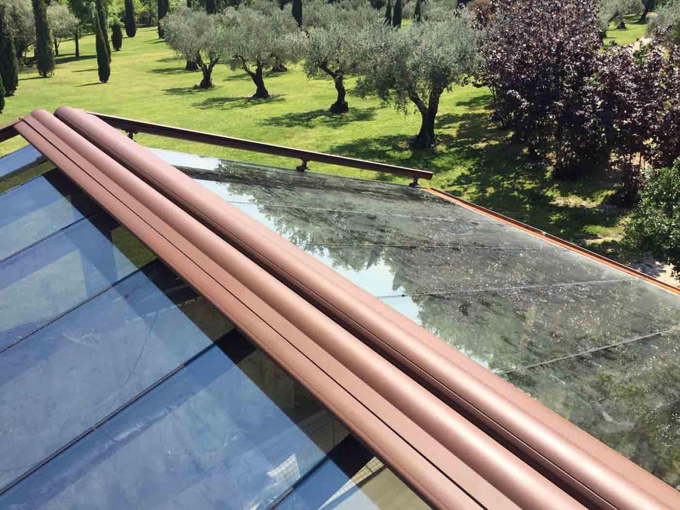 toldos techos veranda