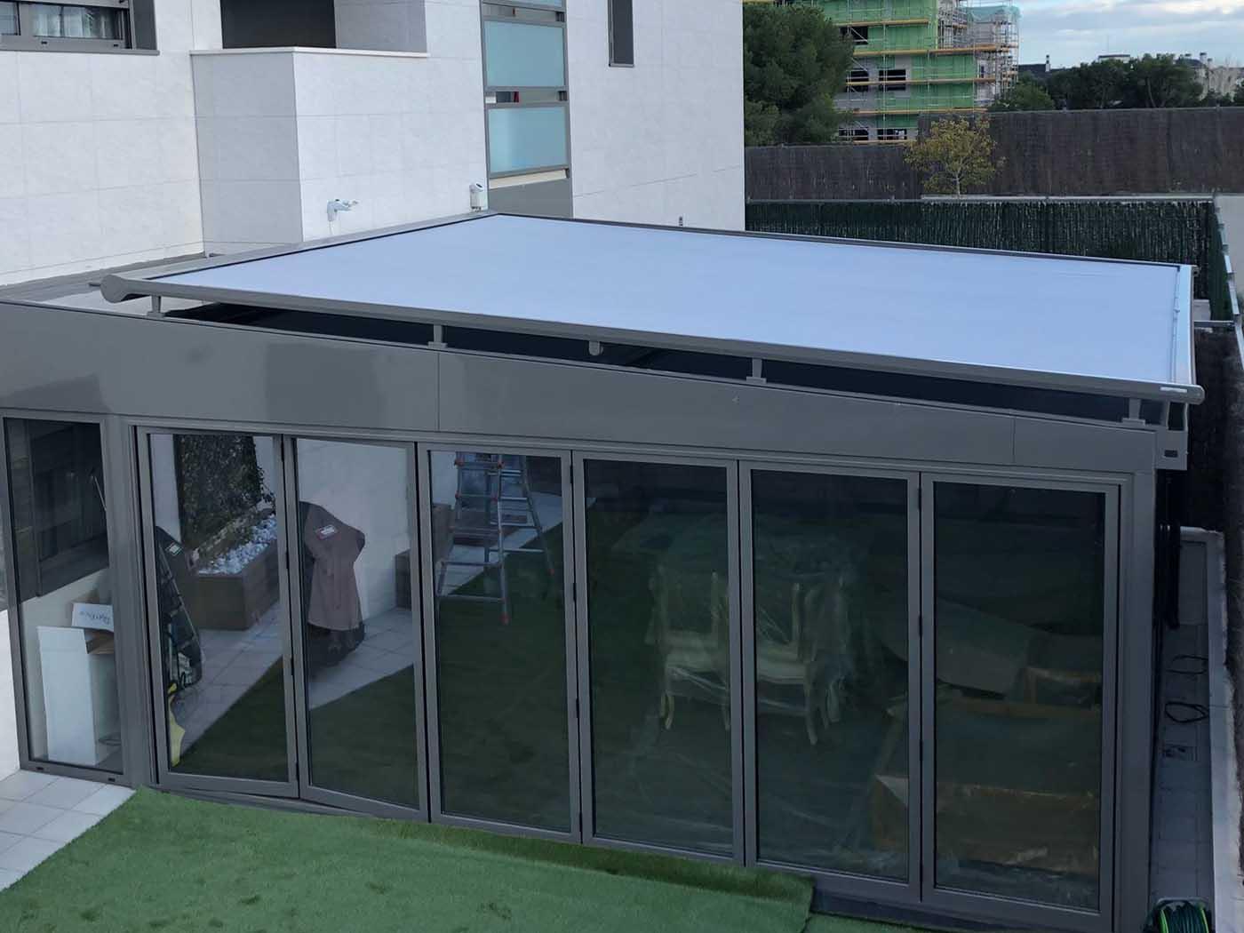 toldos veranda en pergolas